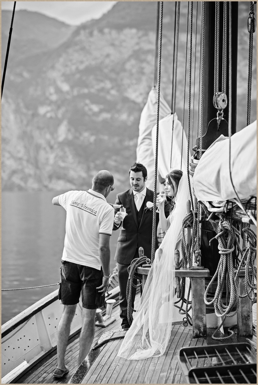 Malcesine Castle wedding photographer - siora veronica