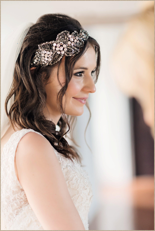 Beautiful bride - malcesine castle wedding photographer Lake Garda