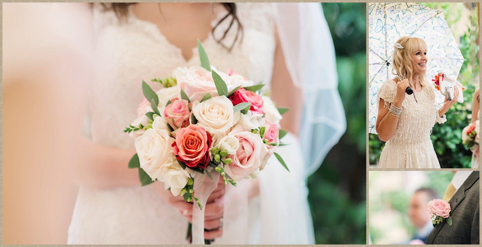 Details - Malcesine Castle Wedding