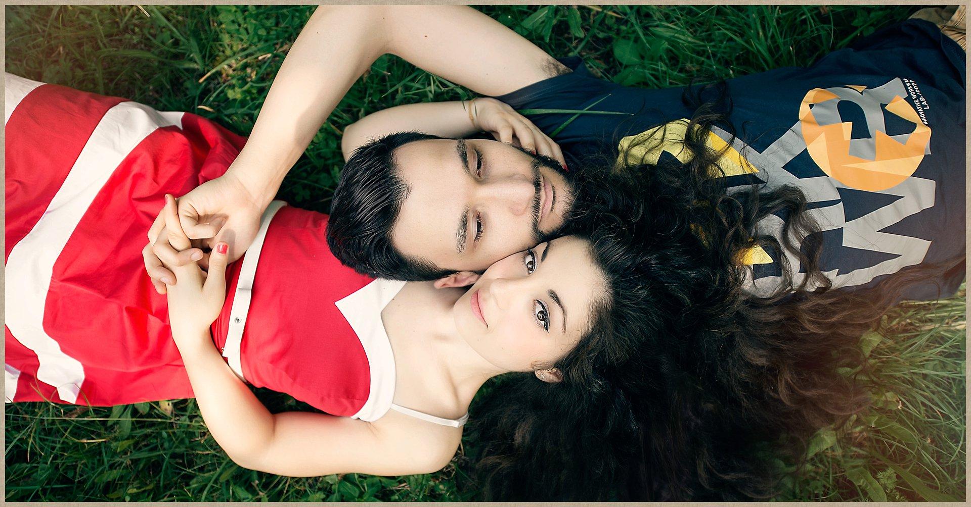 Lake Garda Love Shoot