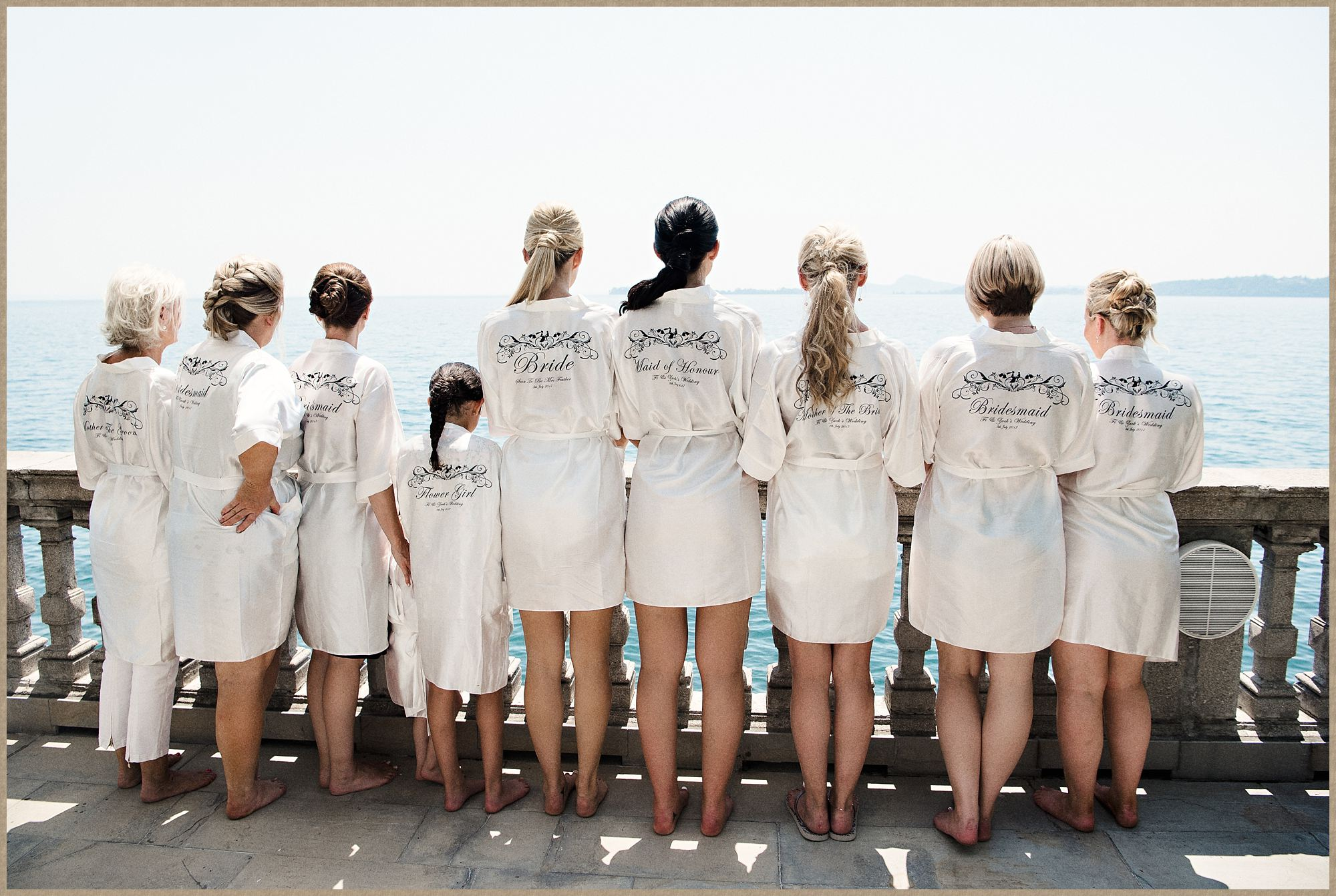 lake garda wedding photography at Isola del Garda, Italy